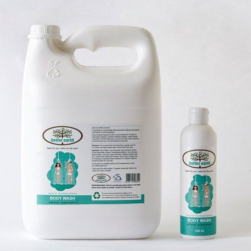 Better Earth Natural Cleaning Products