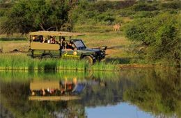 Amanzi Private Game Reserve