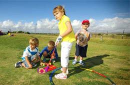 Junior Golf at SA Golf Institute Cape Town Academy